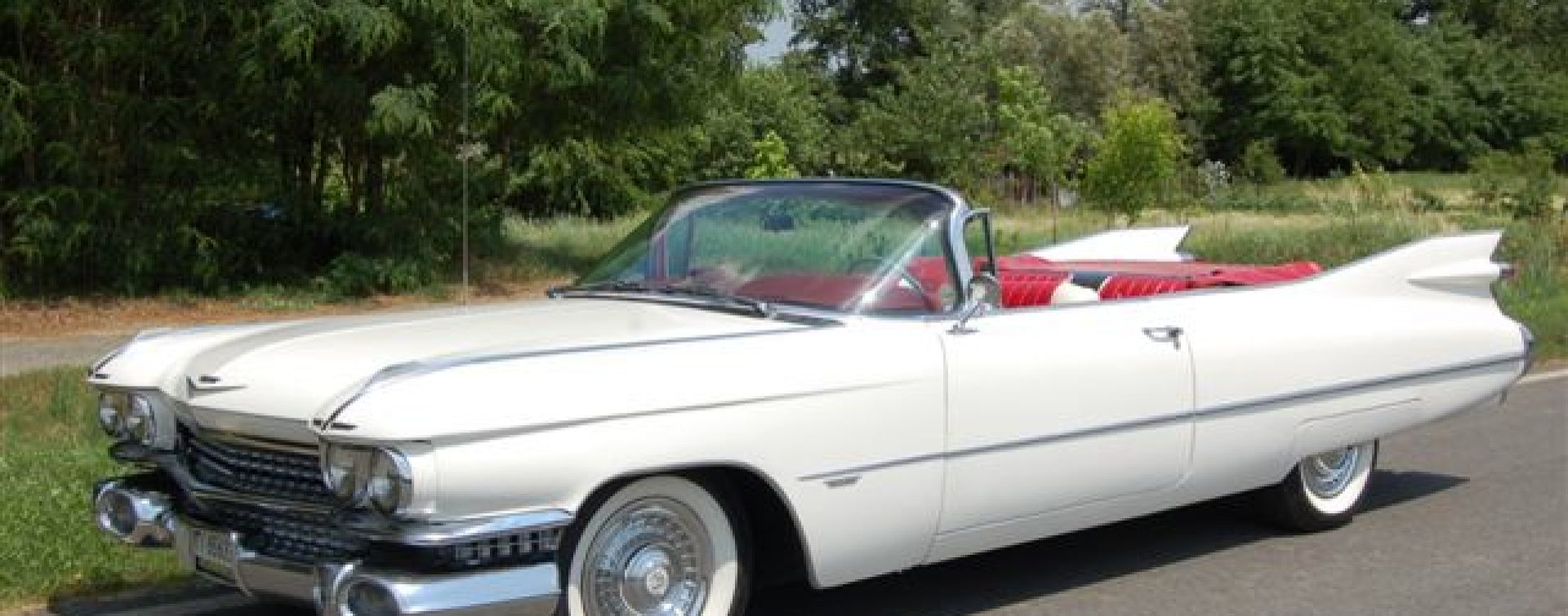 Cadillac Serie 62 Convertible Classic Cars